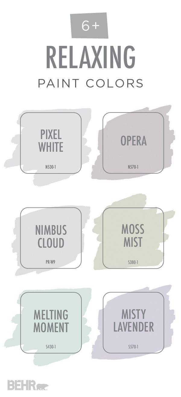 Best ideas about Calming Paint Colors . Save or Pin De 20 bedste idéer inden for Pasteller på Pinterest Now.