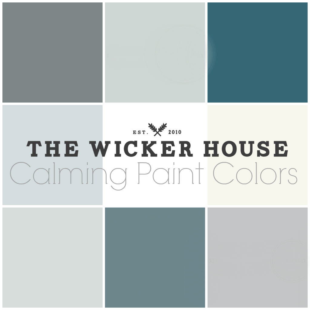 Best ideas about Calming Paint Colors . Save or Pin 9 Calming Paint Colors Now.