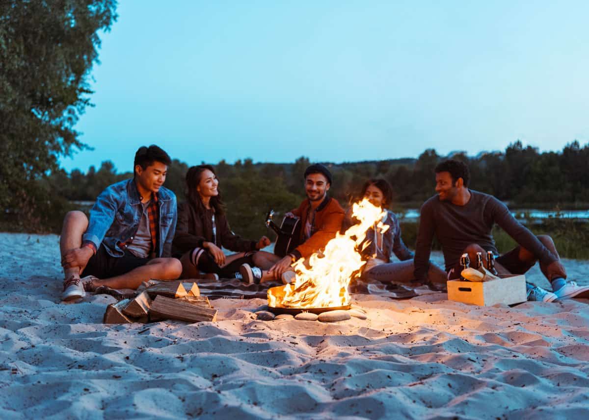 Best ideas about Camping Ideas For Adults . Save or Pin 14 Fun Camping Activities for Adults Campfire Classic Now.