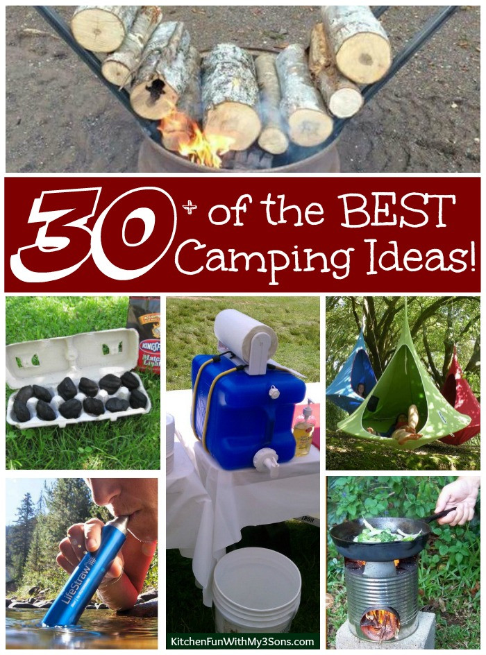 Best ideas about Camping Ideas For Adults . Save or Pin 30 of the BEST Camping Ideas Gear Tips & Tricks Now.