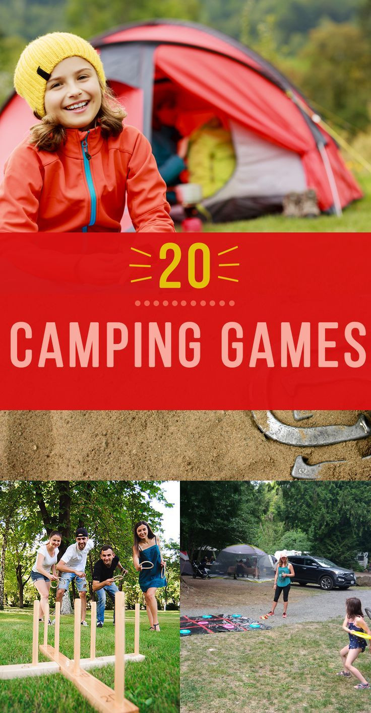 Best ideas about Camping Ideas For Adults . Save or Pin Best 25 Camping games adults ideas on Pinterest Now.