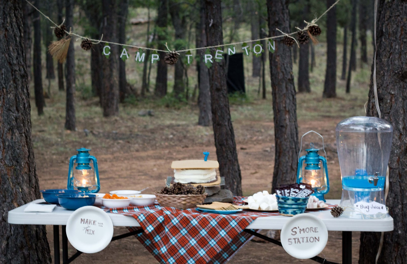 Best ideas about Camping Ideas For Adults . Save or Pin Camping Birthday Adventure My Insanity Now.