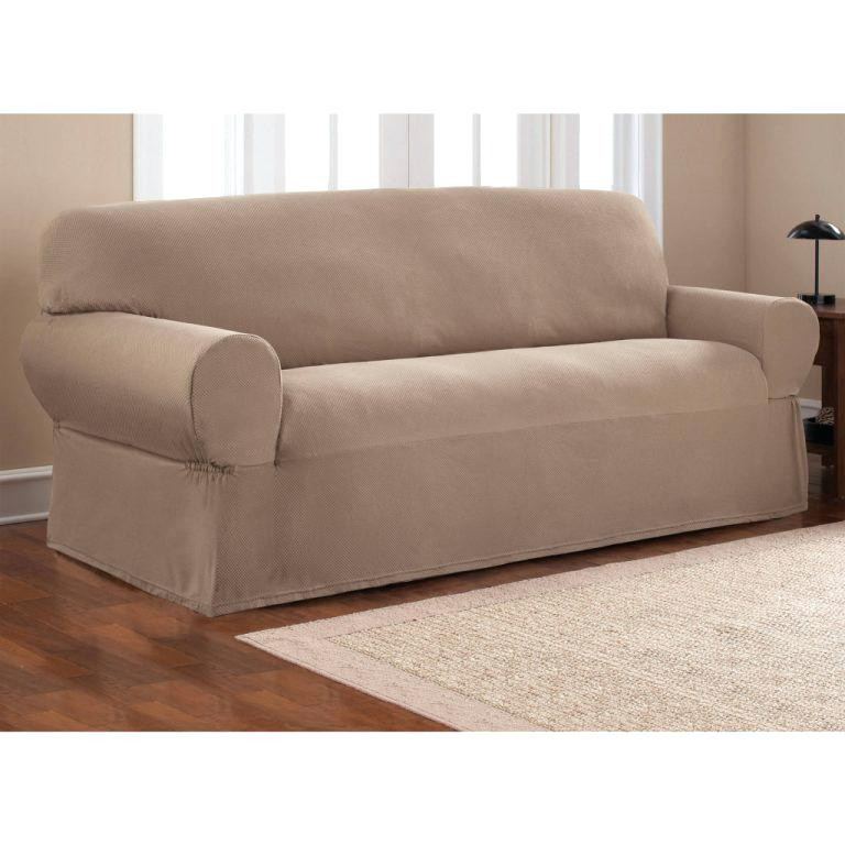 Best ideas about Can You Put A Slipcover On A Reclining Sofa . Save or Pin dual reclining sofa slipcover – weckinger Now.