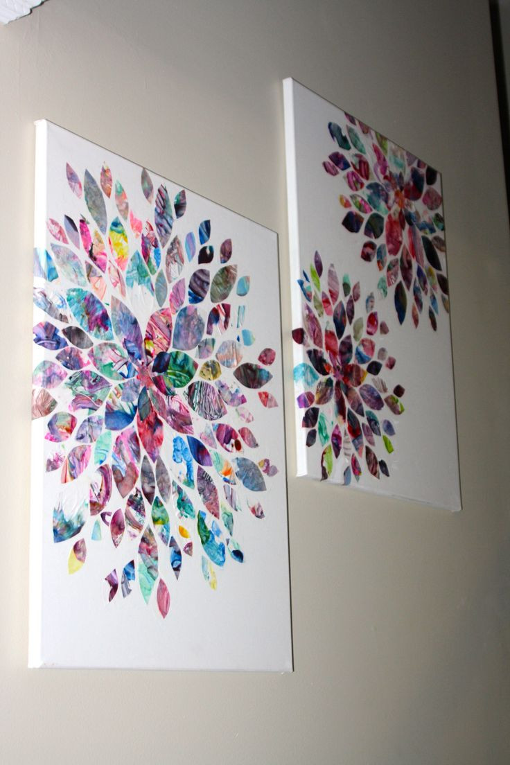 Best ideas about Canvas Crafts For Toddlers . Save or Pin Best 25 Toddler canvas art ideas on Pinterest Now.