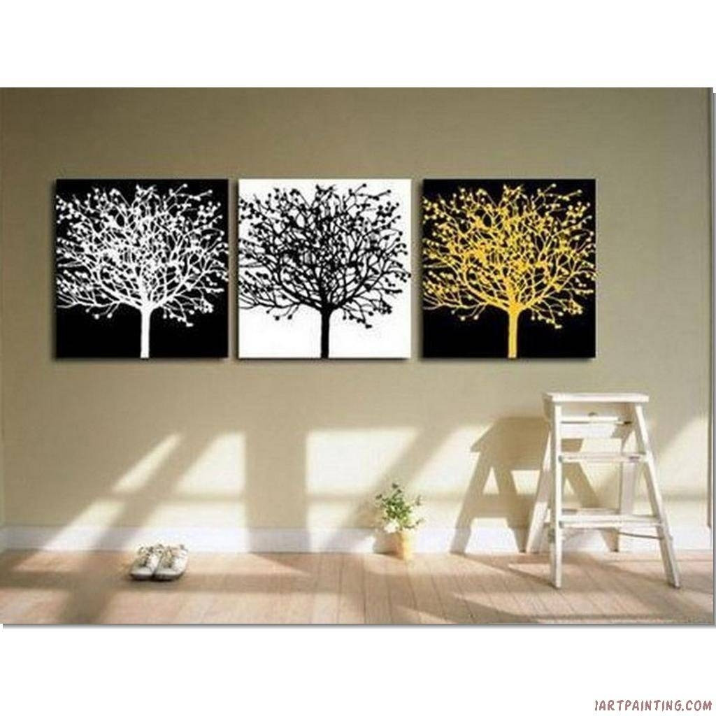 Best ideas about Canvas Wall Art Sets . Save or Pin 25 s Canvas Wall Art Sets 3 Now.