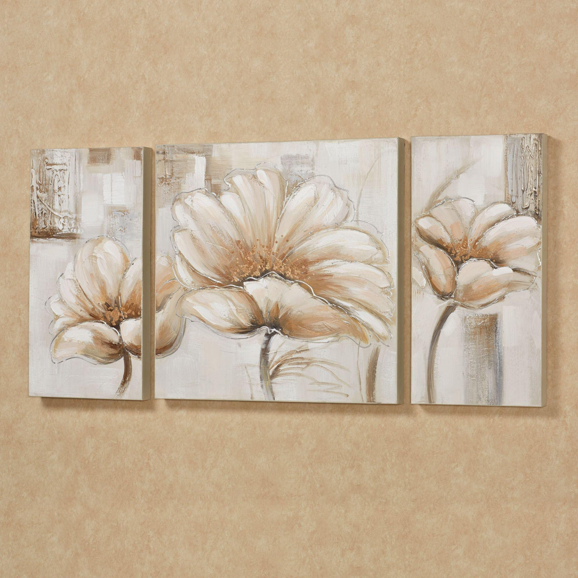 Best ideas about Canvas Wall Art Sets . Save or Pin 20 Inspirations Three Piece Wall Art Sets Now.