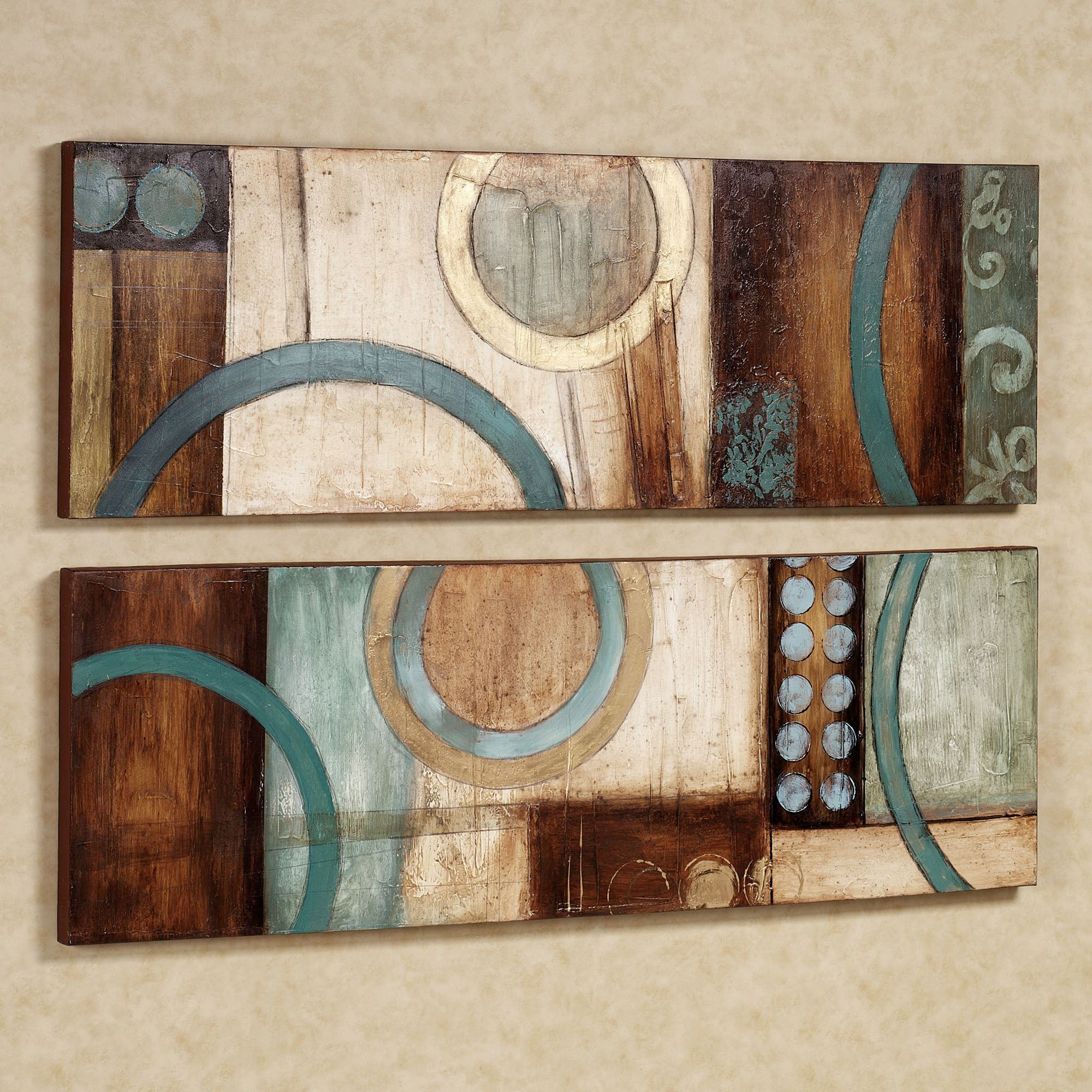 Best ideas about Canvas Wall Art Sets . Save or Pin Lavare Canvas Wall Art Set Now.