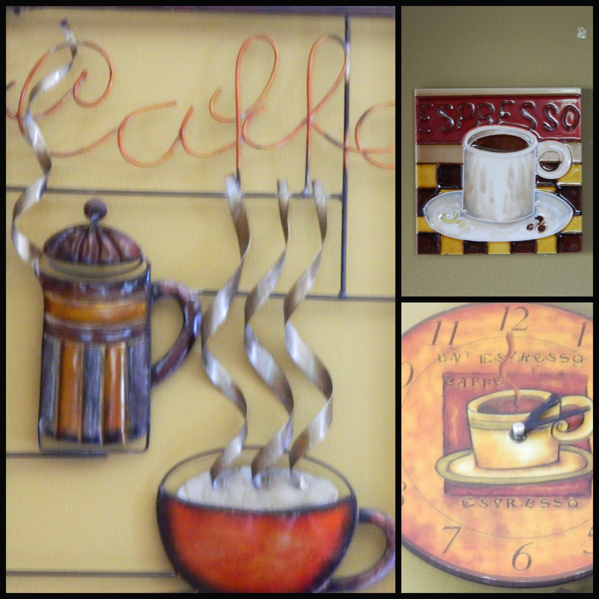 Best ideas about Cappuccino Kitchen Decor . Save or Pin Coffee Themed Kitchen Now.