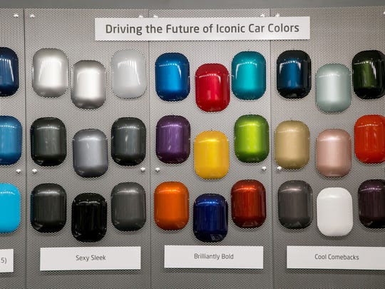 Best ideas about Car Paint Colors . Save or Pin Gallant Gray is Axalta s car color of the year Now.