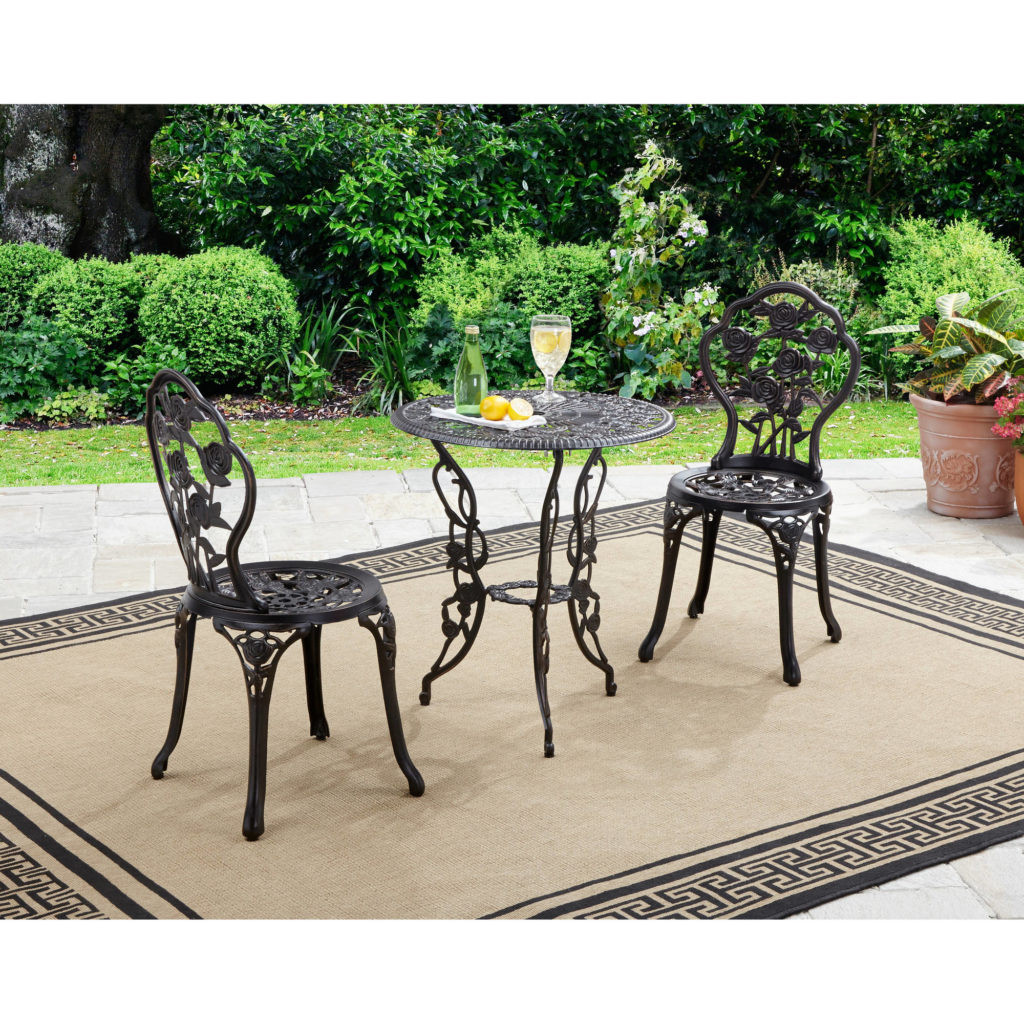 Best ideas about Cast Iron Patio Furniture . Save or Pin Cast Iron Patio Furniture Sets – Isglmasjid Now.