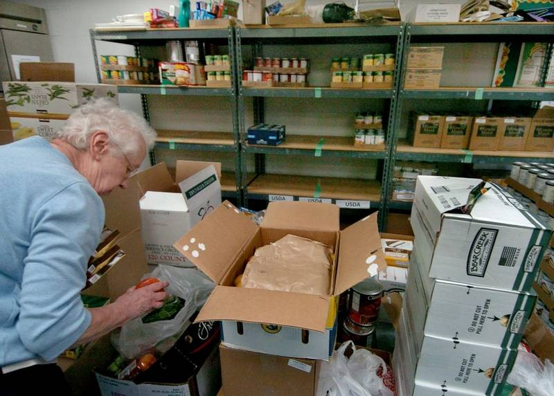 Best ideas about Catholic Charities Food Pantry . Save or Pin Food Pantry – Catholic Charities of Oswego Now.