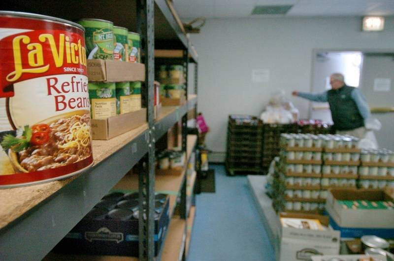 Best ideas about Catholic Charities Food Pantry . Save or Pin Suburban food pantries need help giving help Now.