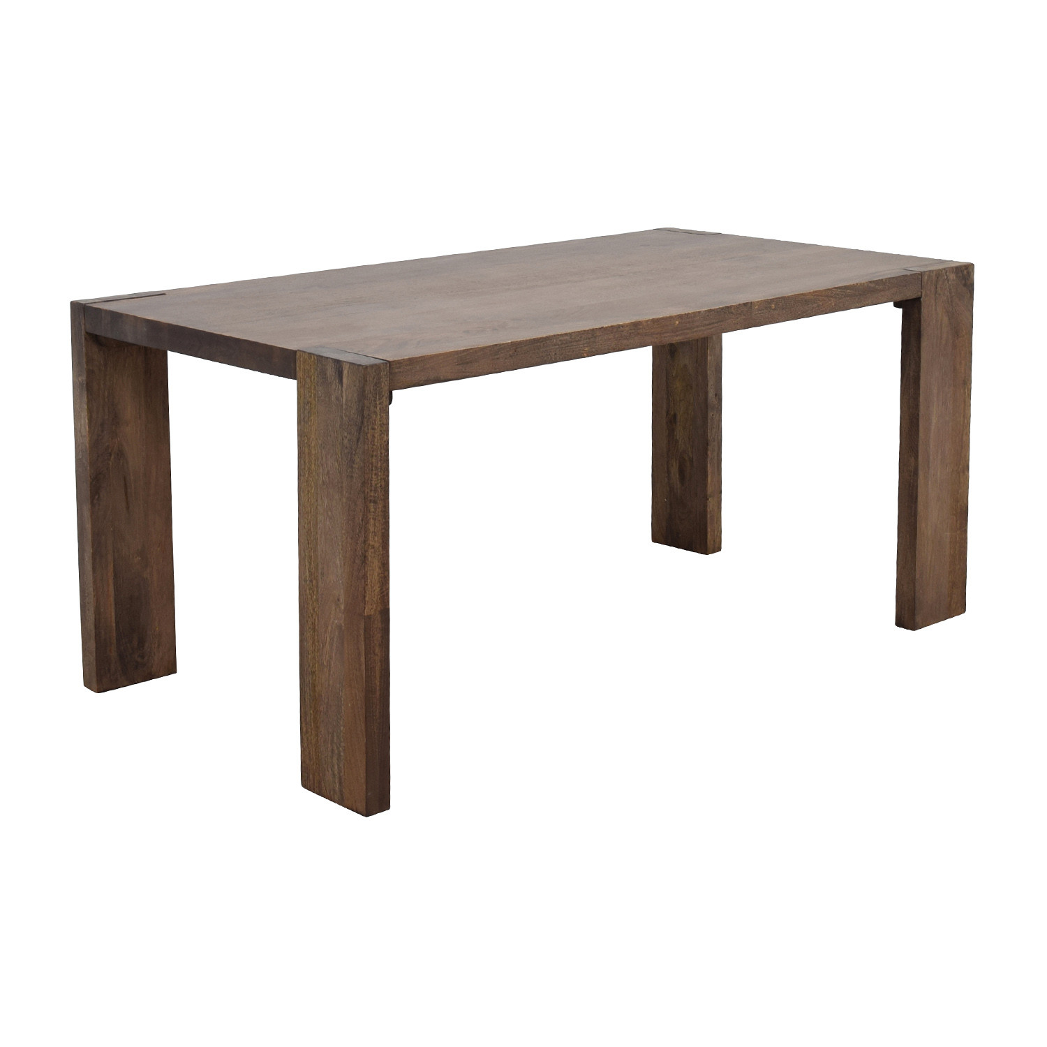 Best ideas about Cb2 Dining Table . Save or Pin OFF CB2 CB2 Blox Dining Table Tables Now.