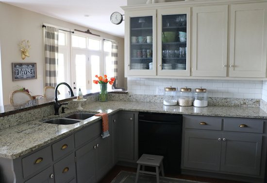 Best ideas about Chalk Paint Cabinets DIY . Save or Pin Why I Repainted my Chalk Painted Cabinets Sincerely Sara D Now.