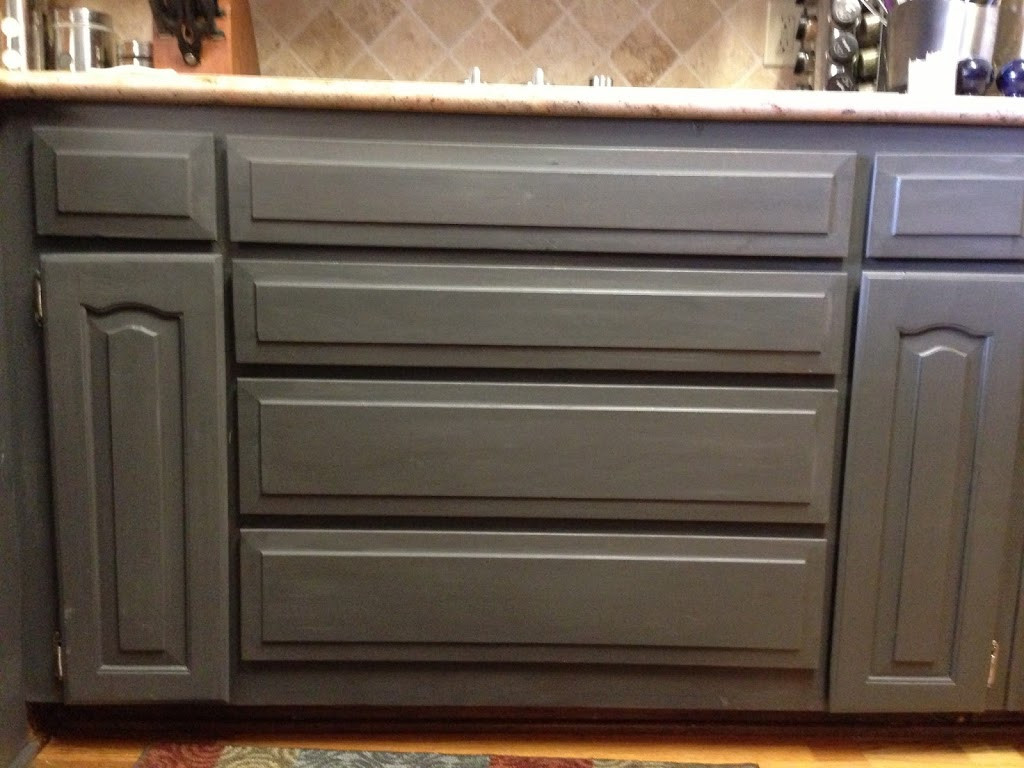 Best ideas about Chalk Paint Cabinets DIY . Save or Pin Using Chalk Paint to Refinish Kitchen Cabinets Wilker Do s Now.