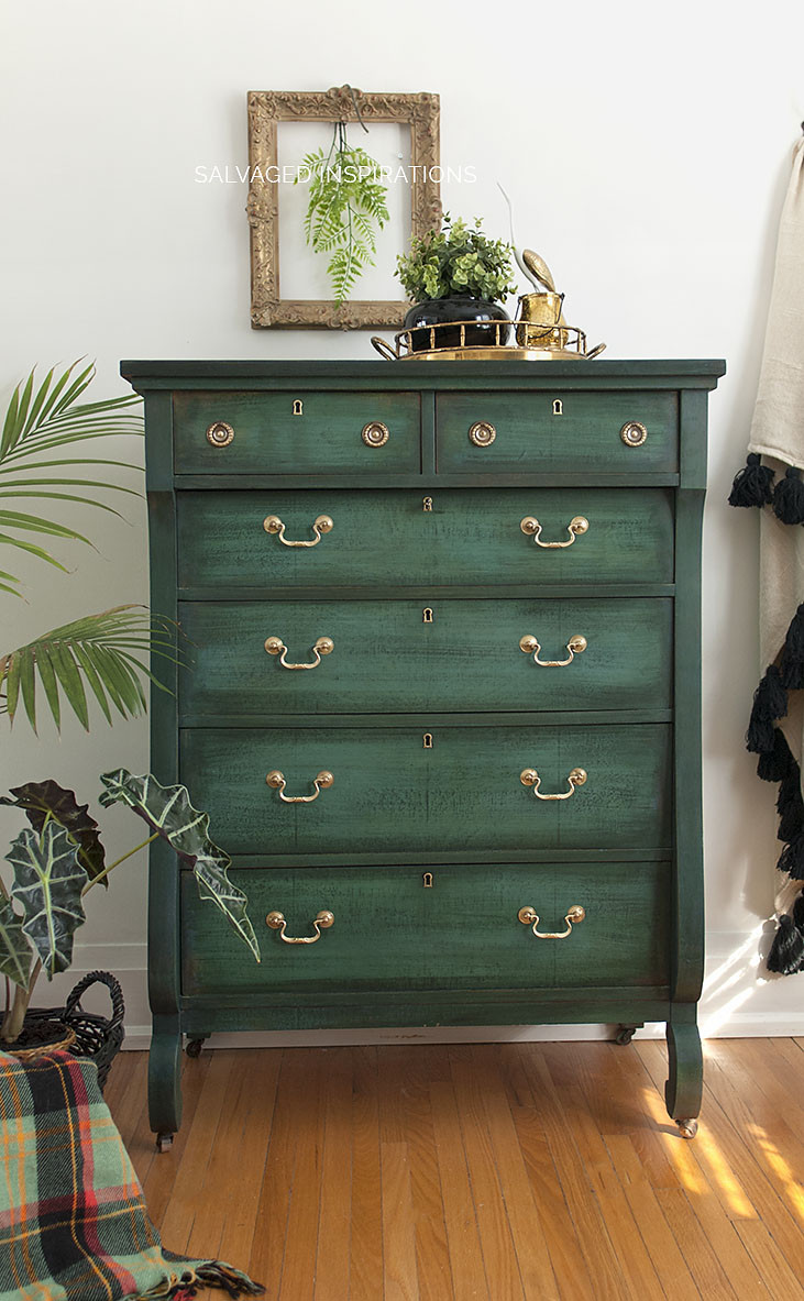 Best ideas about Chalk Paint Colors For Furniture . Save or Pin Layering Chalk Paint Salvaged Inspirations Now.