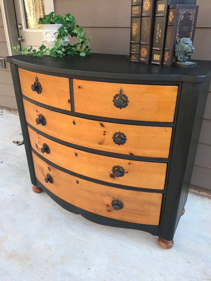 Best ideas about Chalk Paint Colors For Furniture . Save or Pin 94 best Graphite Chalk Paint projects images on Pinterest Now.