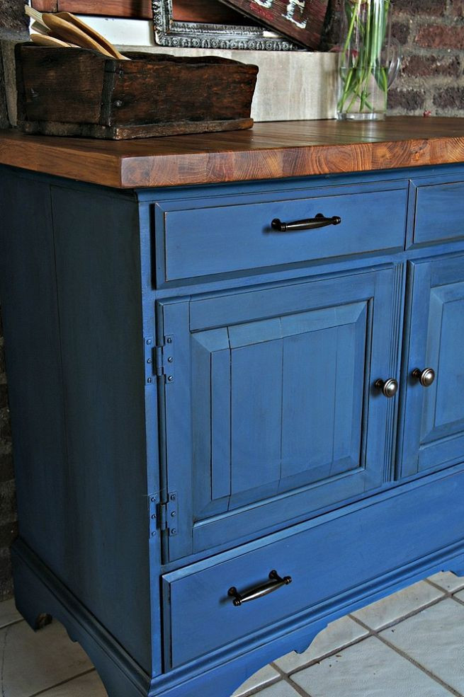 Best ideas about Chalk Paint Colors For Furniture . Save or Pin Best 25 Blue furniture ideas on Pinterest Now.