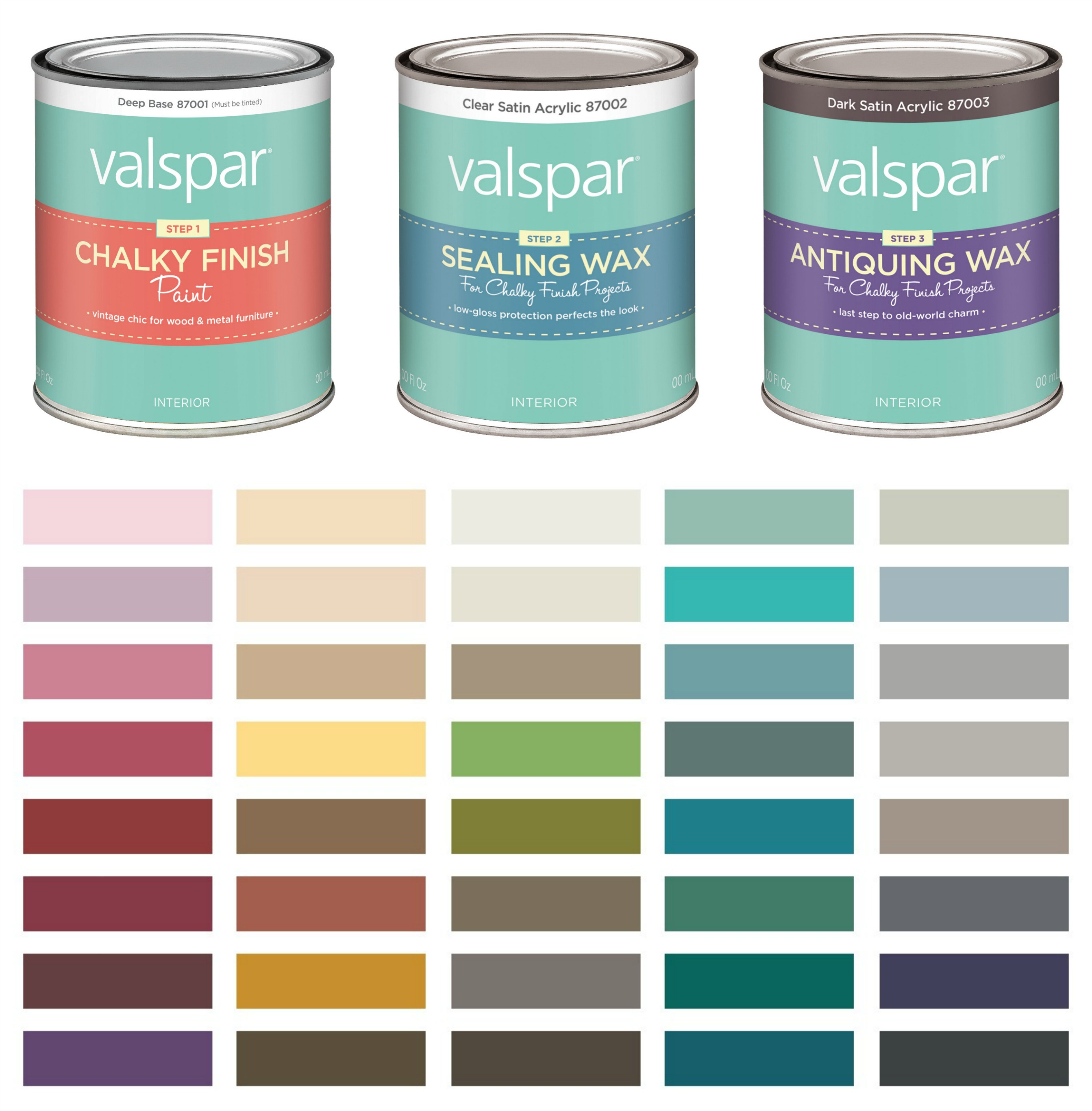 Best ideas about Chalkboard Paint Colors . Save or Pin Jewelry Armoire Makeover with Valspar Chalky Finish Paint Now.