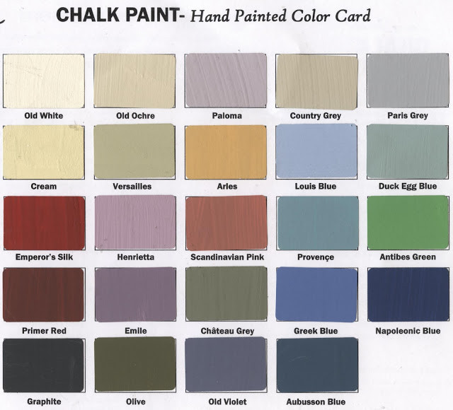 Best ideas about Chalkboard Paint Colors . Save or Pin 21 Rosemary Lane The Skinny on Homemade Chalk Paint Now.