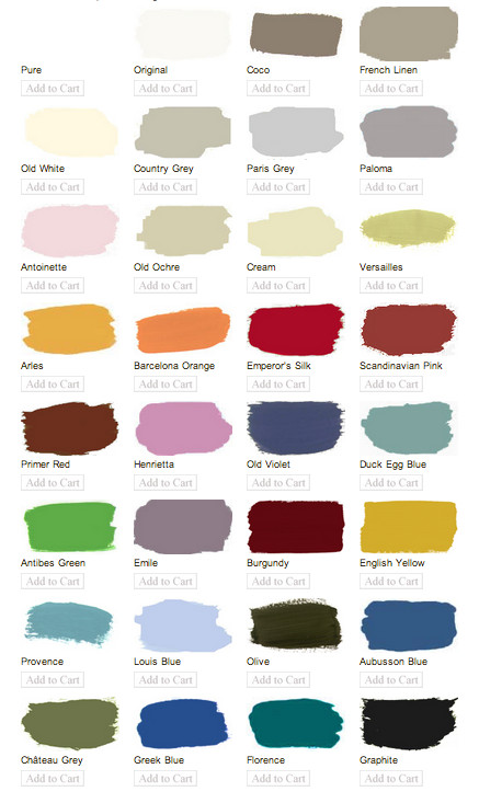 Best ideas about Chalkboard Paint Colors . Save or Pin Annie Sloan Chalk Paint Now.
