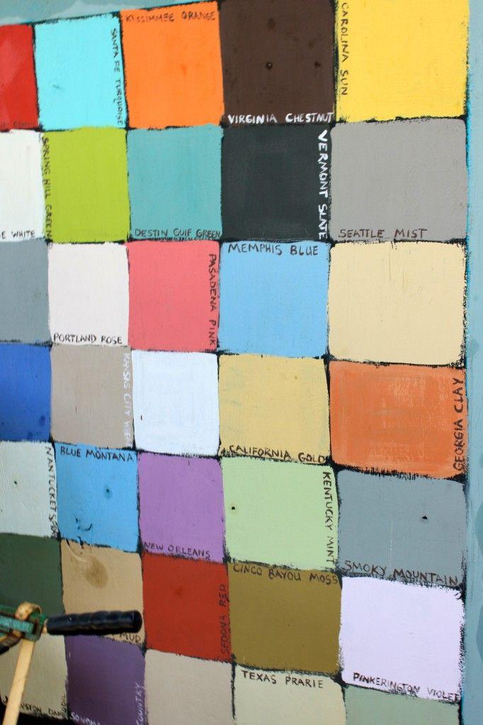 Best ideas about Chalkboard Paint Colors . Save or Pin chalkboard paint in every color Painting Now.