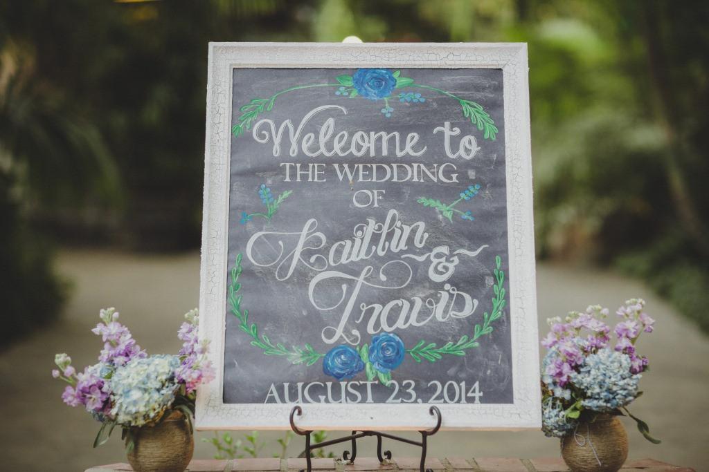 Best ideas about Chalkboard Wedding Signs DIY . Save or Pin DIY Chalkboard Wedding Signs A Simple Hack Miss Bizi Bee Now.