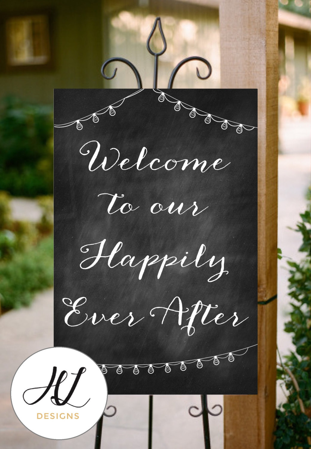 Best ideas about Chalkboard Wedding Signs DIY . Save or Pin INSTANT Download Printable Chalkboard Wedding Sign Wel e Now.