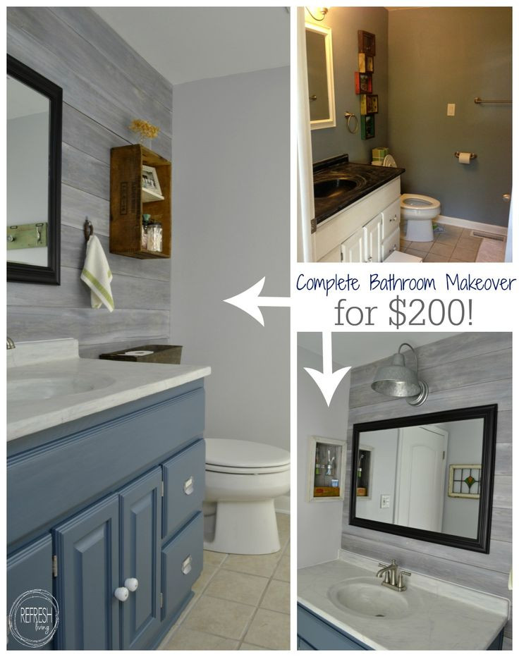 Best ideas about Cheap Bathroom Remodel DIY . Save or Pin Best 25 Cheap bathroom remodel ideas on Pinterest Now.