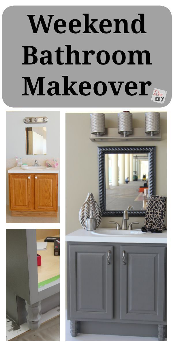 Best ideas about Cheap Bathroom Remodel DIY . Save or Pin Bathroom Updates You Can Do This Weekend Now.