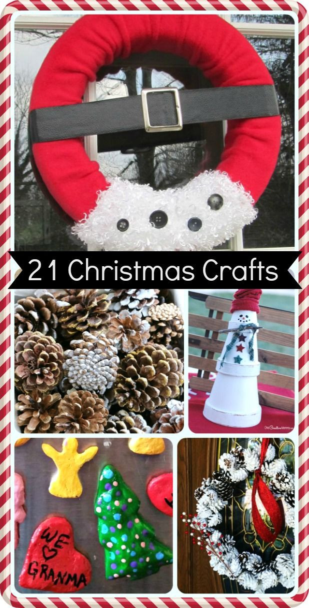 Best ideas about Cheap Crafts For Adults . Save or Pin Easy Christmas crafts for kids and adults Cheap DIY and Now.