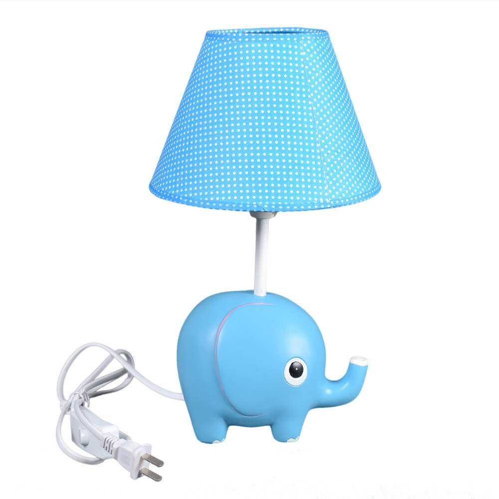 Best ideas about Cheap Desk Lamp . Save or Pin Blue Cover Wooden Desk Lamp Modern Table Lights 220V AC Now.