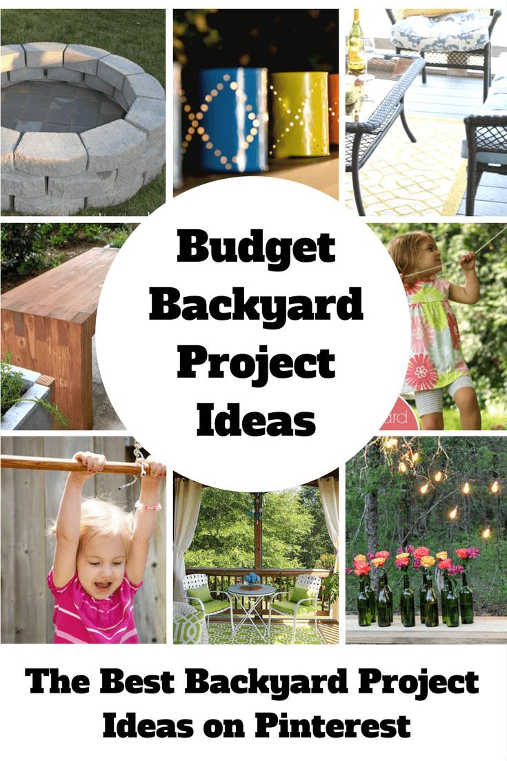 Best ideas about Cheap DIY Backyard Ideas . Save or Pin DIY Bud Backyard Ideas Princess Pinky Girl Now.