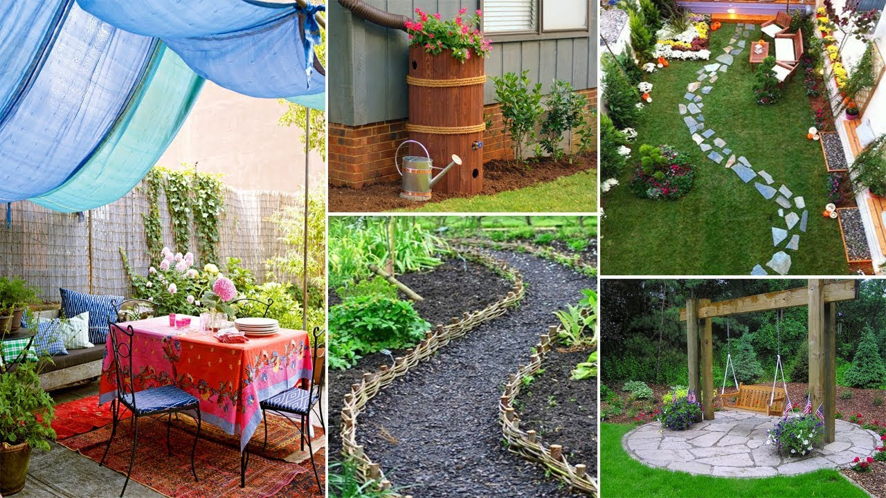 Best ideas about Cheap DIY Backyard Ideas . Save or Pin Easy and Creative DIY for Backyard ideas on a Bud Now.