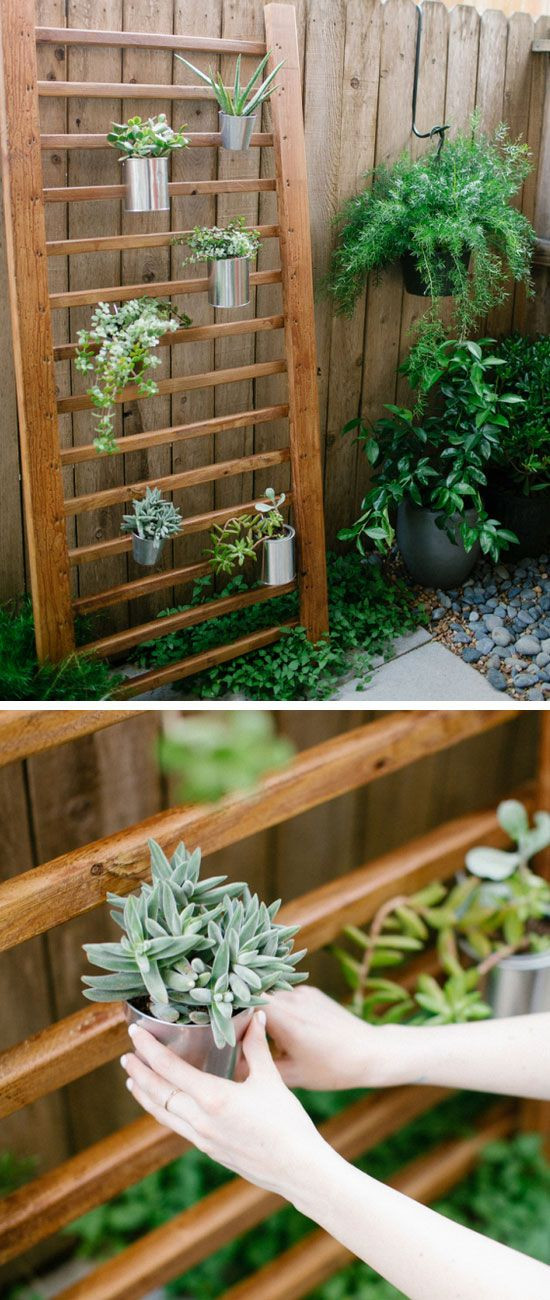 Best ideas about Cheap DIY Backyard Ideas . Save or Pin DIY Wooden Planter Box family room Now.