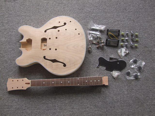 Best ideas about Cheap DIY Guitar Kits . Save or Pin 2019 PROJECT ELECTRIC GUITAR BUILDER KIT DIY WITH ALL Now.
