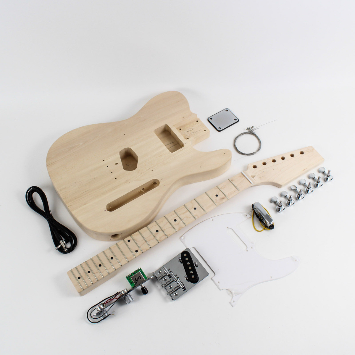 Best ideas about Cheap DIY Guitar Kits . Save or Pin Telecaster Style Guitar Kit DIY Guitars Now.