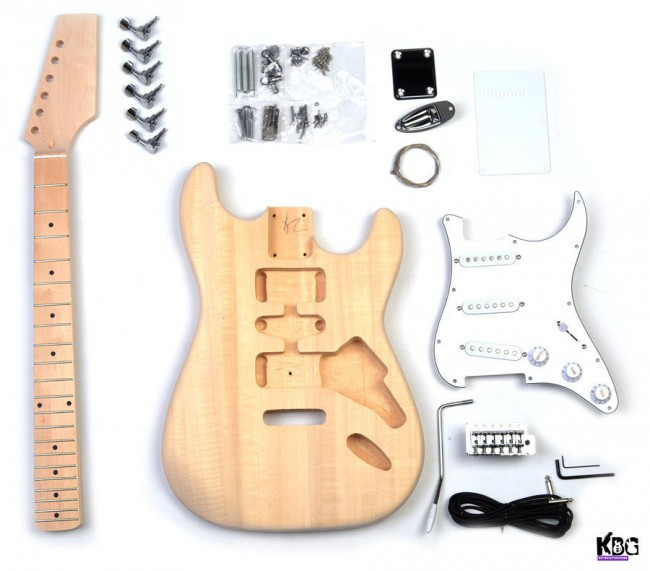 Best ideas about Cheap DIY Guitar Kits . Save or Pin DIY Guitar Kits Now.