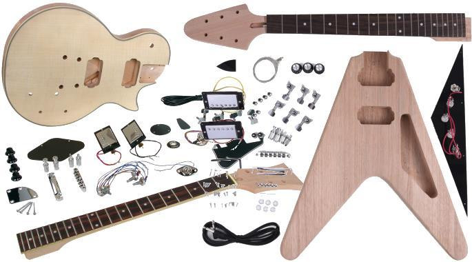Best ideas about Cheap DIY Guitar Kits . Save or Pin The Best DIY Guitar Kits Electric All Under $250 Now.