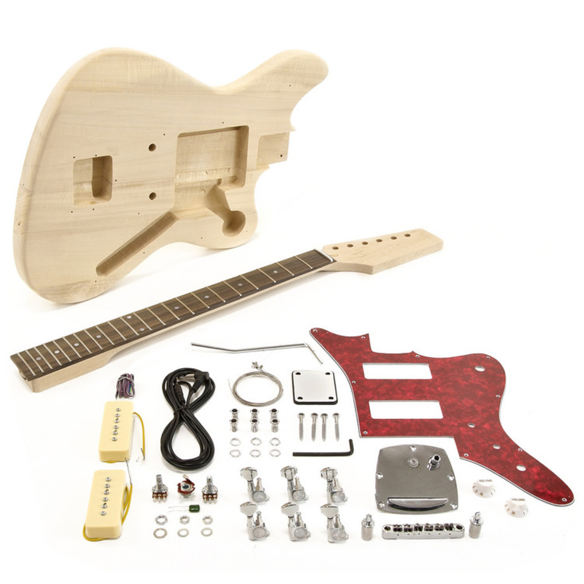 Best ideas about Cheap DIY Guitar Kits . Save or Pin Seattle Jazz Electric Guitar DIY Kit at Gear4music Now.