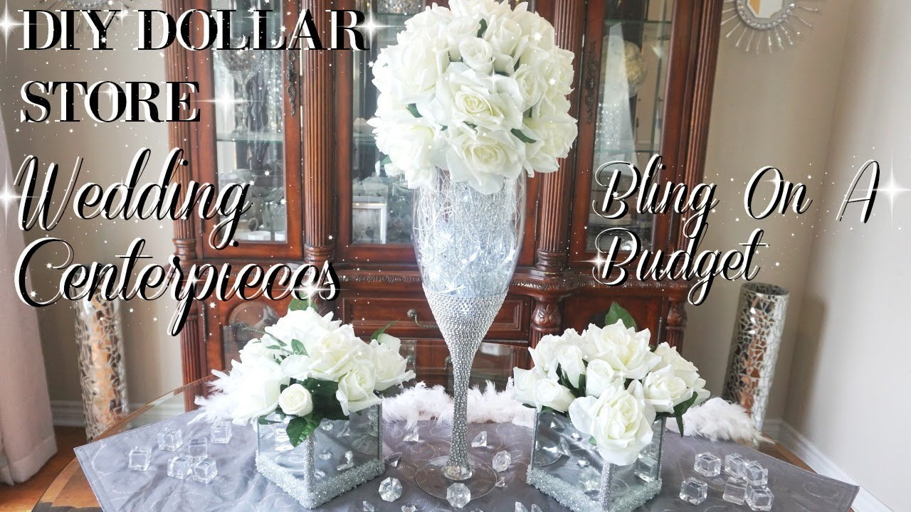 Best ideas about Cheap DIY Wedding Centerpieces . Save or Pin DIY WEDDING CENTERPIECE ON A BUDGET Now.