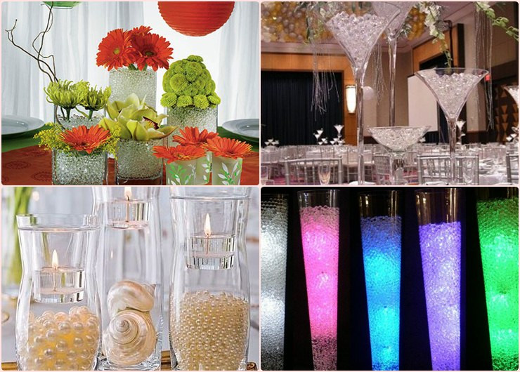 Best ideas about Cheap DIY Wedding Centerpieces . Save or Pin 7 Cheap and easy DIY wedding decoration ideas Now.