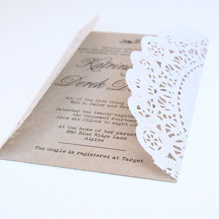 Best ideas about Cheap DIY Wedding Invitations . Save or Pin Best 25 Inexpensive wedding invitations ideas on Now.