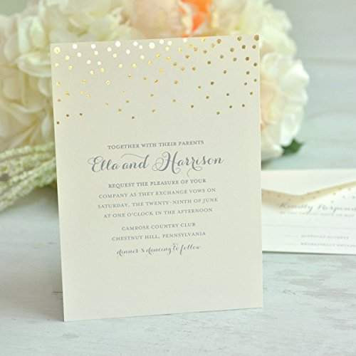 Best ideas about Cheap DIY Wedding Invitations . Save or Pin Top 10 Best Cheap DIY Wedding Invitations Now.