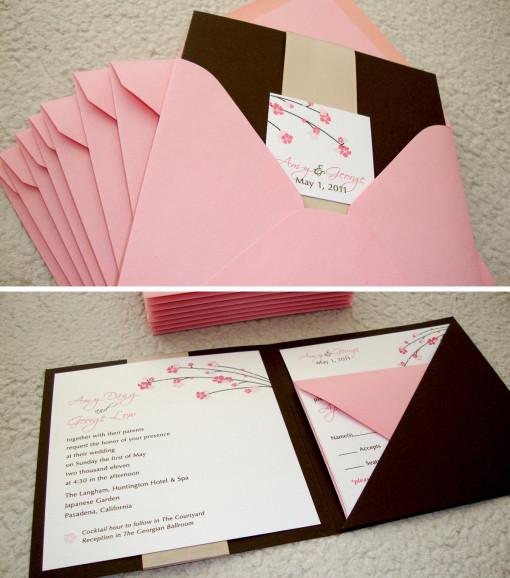 Best ideas about Cheap DIY Wedding Invitations . Save or Pin Cheap Wedding Invitation Ideas Now.