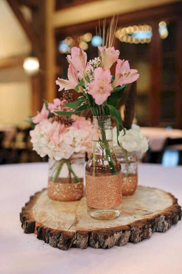 Best ideas about Cheap DIY Wedding . Save or Pin Best 25 Inexpensive wedding centerpieces ideas on Now.