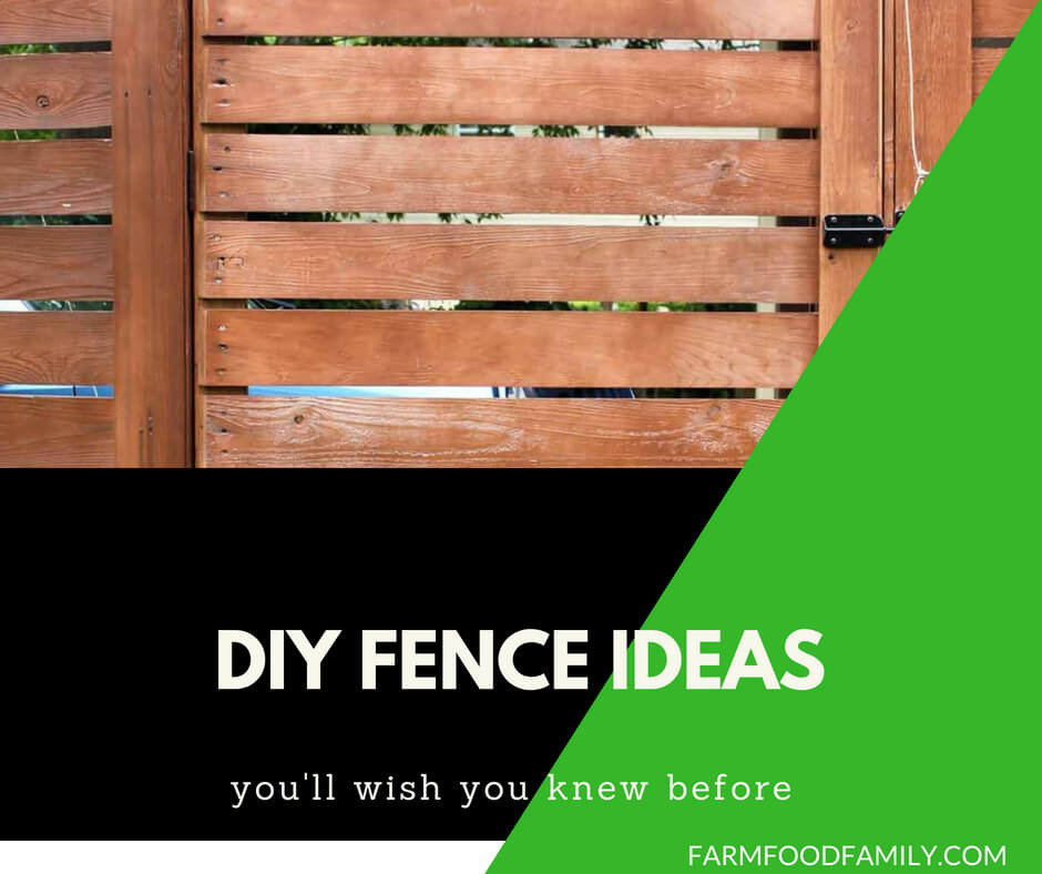 Best ideas about Cheap Fence DIY . Save or Pin 26 Cheap and Easy DIY Fence Ideas For Your Backyard or Now.