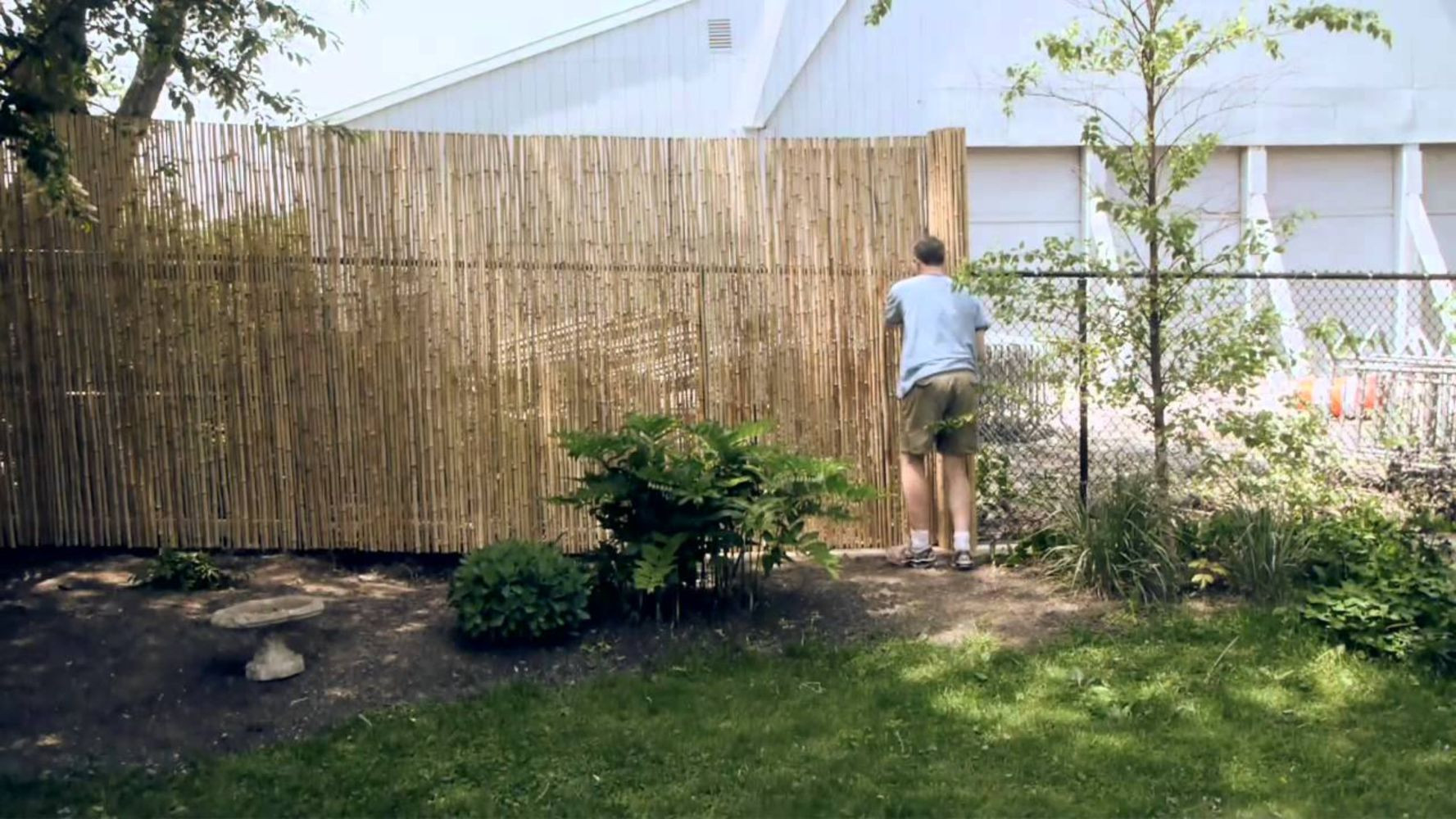 Best ideas about Cheap Fence DIY . Save or Pin Cheap diy privacy fence ideas 32 Wartaku Now.