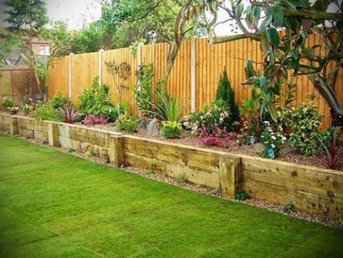 Best ideas about Cheap Fence DIY . Save or Pin Cheap diy privacy fence ideas 21 Wartaku Now.