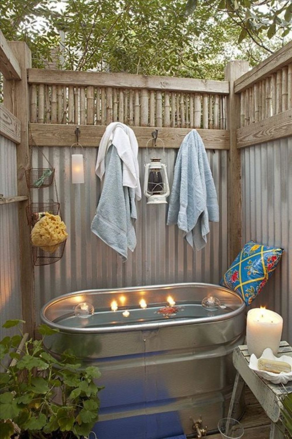 Best ideas about Cheap Fence DIY . Save or Pin Cheap diy privacy fence ideas 47 Wartaku Now.